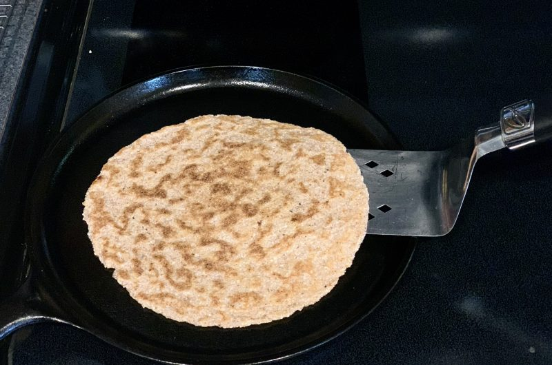 Keto Tortilla 2.0